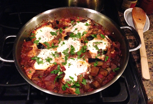 Kitchen Sink Shakshuka | The Fresh Day