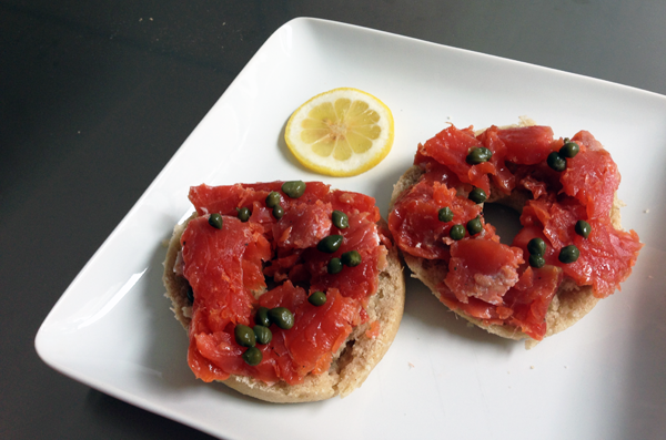 Homemade Gravlax | The Fresh Day