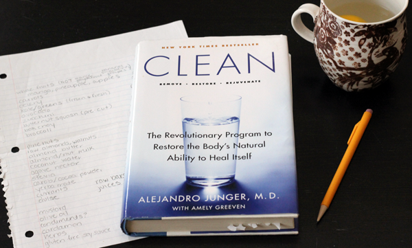 A Healthy Way to Cleanse | The Fresh Day